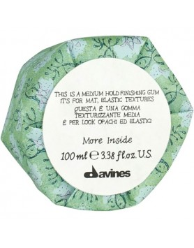 Davines More Inside This is a Medium Hold Finishing Gum